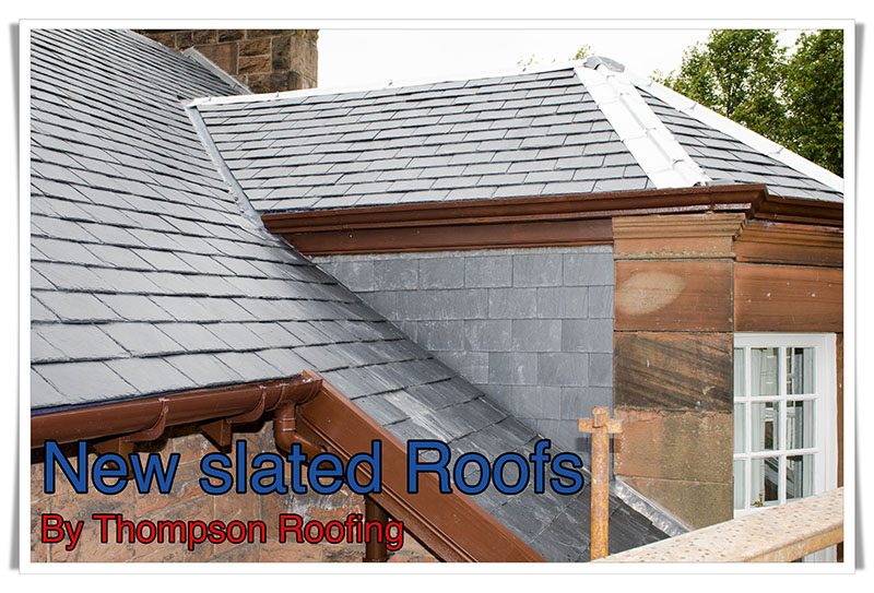thomspon roofing glasgow